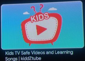 Kids TV Safe Videos and Learning Songs